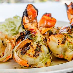 lobster-grilled