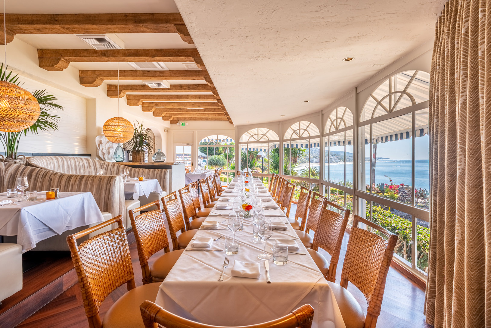 Las Brisas Private Dining Room